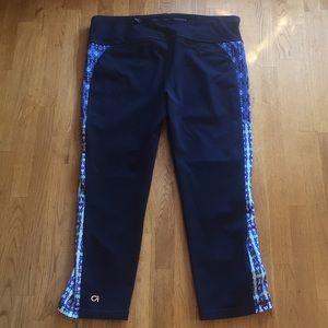 GAP Pants - GapFit gfast 3/4 length leggings M